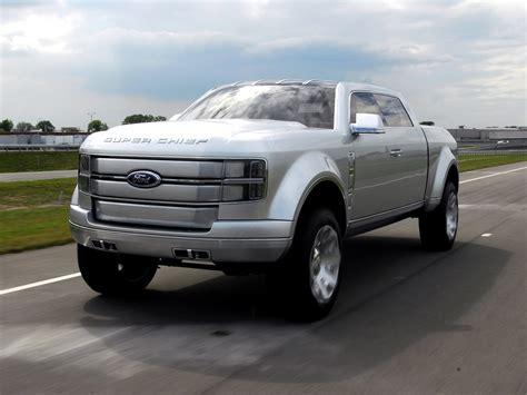 concept truck ford super chief concept truck