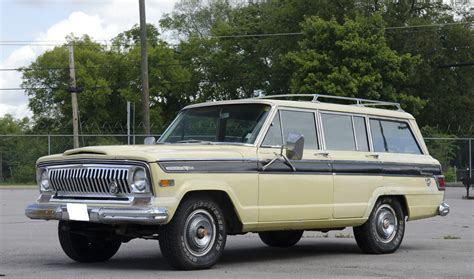 1970 Jeep Grand Wagoneer Project Car Classic Jeep