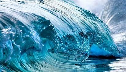 Water Sea Nature Waves Drops Wasser Wellen