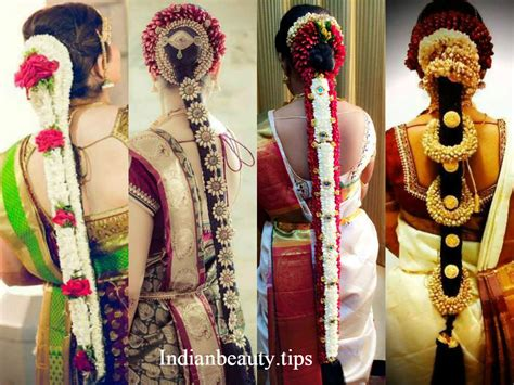 Wedding Hairstyles Indian : 20 Gorgeous South Indian Wedding Hairstyles