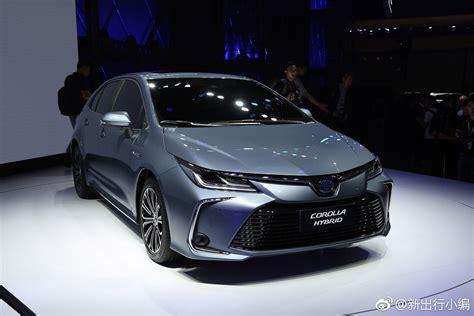 Toyota Gli 2020 by Tnga Based 2020 Toyota Corolla Sedan Breaks Cover