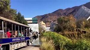 Studio Tour, Universal Studios Hollywood - YouTube