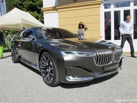 Bmw Vision Future Luxury Concept In Real Life