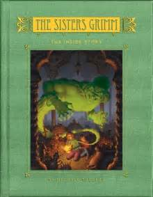 The Inside Story (Sisters Grimm Series #8); NOOK Book (eBook); Author - Michael Buckley