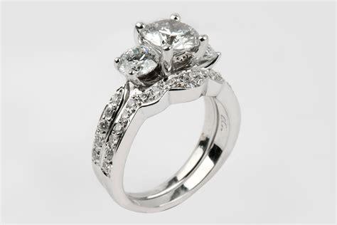 unique wedding rings platinum  white gold matvukcom
