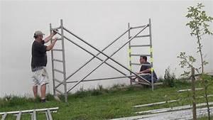 Gerüst Selber Bauen : fassadenmalerei mit schablonen selber fassaden gestalten ~ Michelbontemps.com Haus und Dekorationen