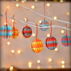 christmas decorations make your own paper gnewsinfo com