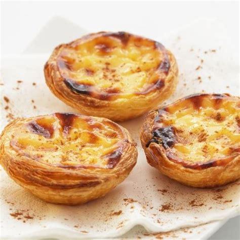 recette past 233 is de nata petits flans portugais facile rapide