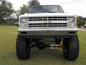 Buy Used 1987 Lifted Chevy Frame Off Restored Monster
