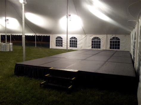 4x8 Stage Deck by Staging Platform Runway Stage Deck Broadway Party