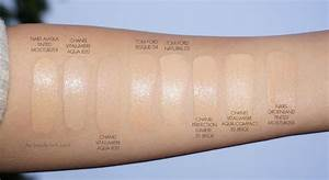 Chanel tinted moisturizer