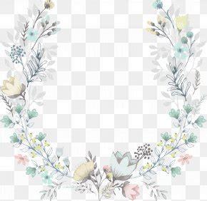 wedding invitation rose wreath paper floral design png