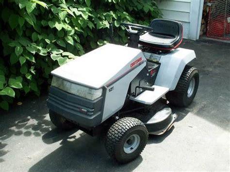 tune  craftsman lawn tractor  hp briggs