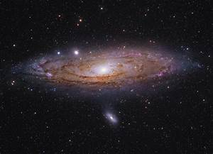 The Andromeda Galaxy Wide Field - Sky & Telescope