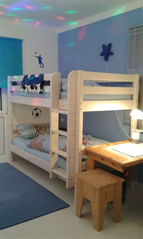 Kinderzimmer Junge Ohne Bett by Kinderzimmer Junge Thema Blau Bett Flexa Weiss Lasiert