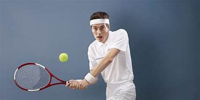 Tennis Player Playing Wimbledon Bones Want Bone