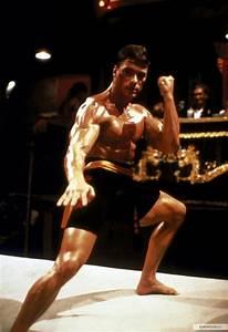 Jean Claude Van Damme - Bloodsport / Kickboxer | People ...