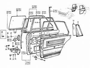 Harley Tour Pak Parts Diagram