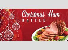 Christmas Ham Raffle at Inverell RSM Club, Inverell
