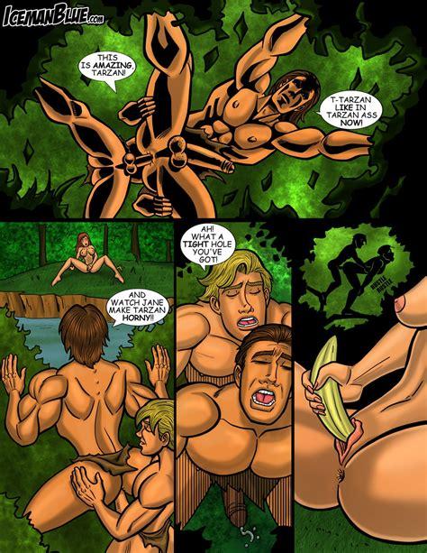Iceman Blue Tarzan Porn Comics Galleries