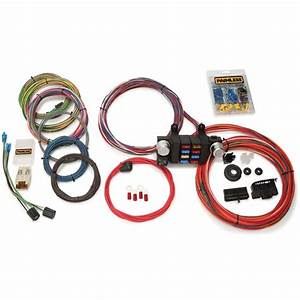 18 Circuit Wiring Harness : painless wiring 10308 18 circuit modular wiring harness ~ A.2002-acura-tl-radio.info Haus und Dekorationen