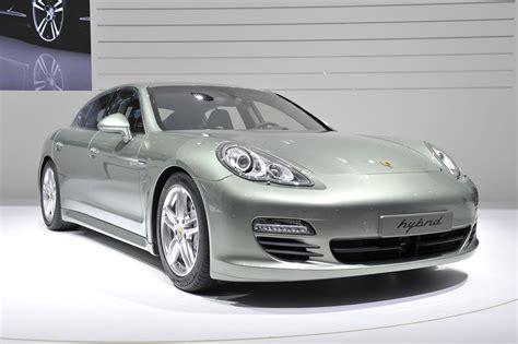 Geneva 2018 Porsche Panamera S Hybrid