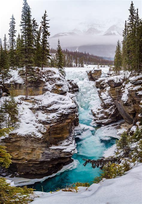 Athabasca Falls Wikipedia