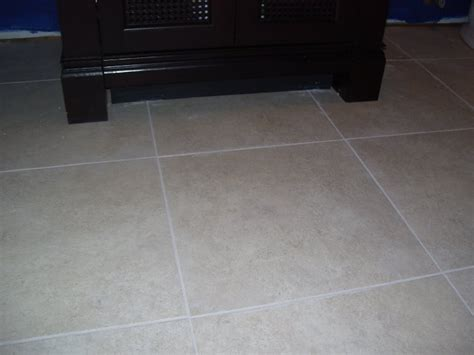 install luxury vinyl tile  grout