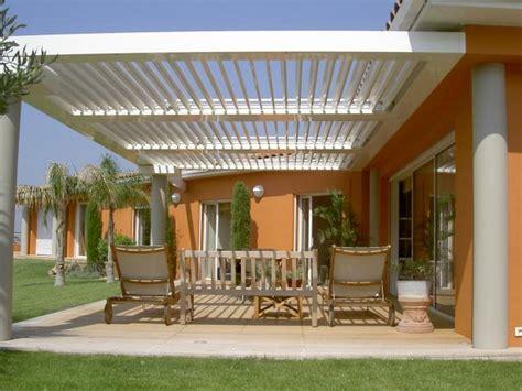 la domotique et la terrasse pergola 224 lames orientables
