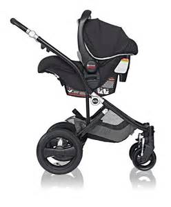 Britax Infant Car Seat and Stroller