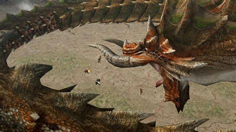 Tgs 2013 Monster Hunter Frontier G Suddenly Announced For
