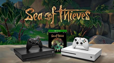 Sea of thieves xbox one | windows 10. Sea of Thieves Comes Free With Xbox One X Until March 24