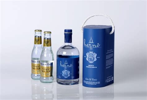 Best Gin In The World The World S Best Gin Tonic Sold In Arcwise 174 Packaging