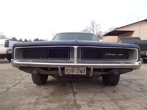 1969 dodge charger project car general for sale technical specifications description