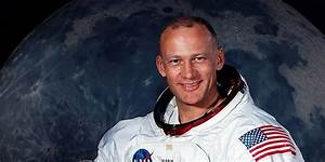 It's A Special Day For Buzz Aldrin - The 2nd Man On The ...