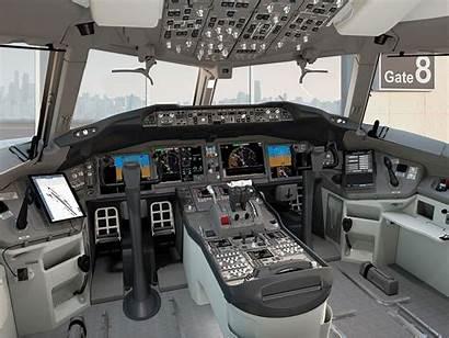 Boeing 777x Cockpit Flight Deck 777 Airbus