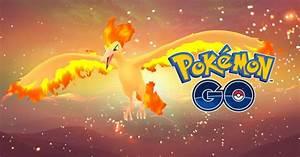 Pokemon Go Legendary Bird Moltres Now In Raid Battles