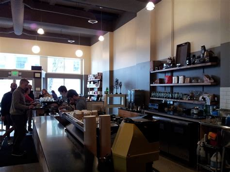 In celebration of national coffee day, we've rounded up a list of 12 of our favorite cofffee shops in the wonderful city of seattle. SeattleFlyerGuy's All-Purpose Travel Blog: Top 15 Seattle Coffee Shops (6 through 10)