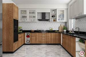 Classic Wooden Kitchen Design With Modern Twist