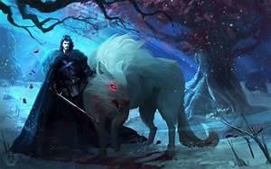 Game Of Thrones Direwolf Art