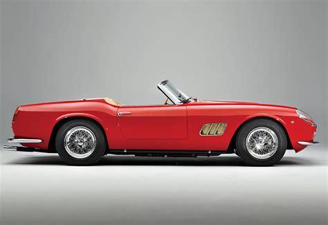 1960 Ferrari 250 GT SWB California - specifications, photo ...
