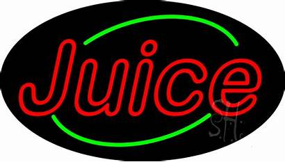 Juice Neon Stroke Double Bar Signs Animated