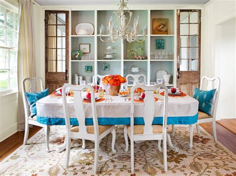 How To Decorate A Room For A - decorating your dining room for entertaining hgtv