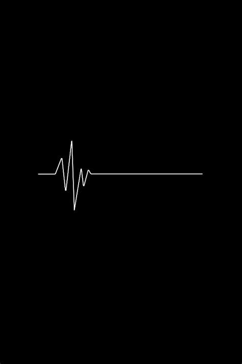 wallpaper hd cardiac in 2020 black aesthetic wallpaper