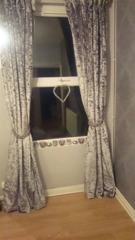 1000 ideas about velvet curtains on bohemian