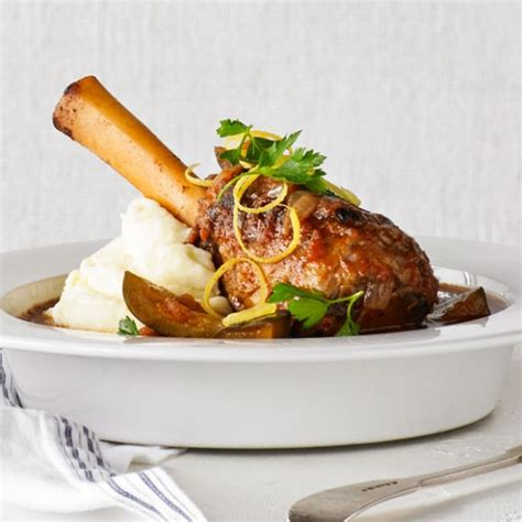 greek style lamb shanks recipe myfoodbook breville