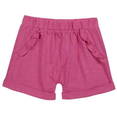 CHICCO Kokvilnas šorti, rozā - Apģērbs