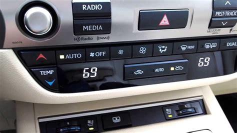 climate es350 controls