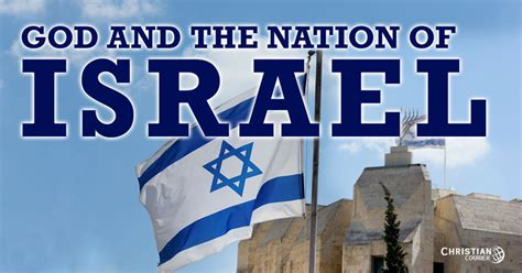 God and the Nation of Israel : Christian Courier