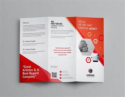 Brochure Fold Tri Template Corporate Aeolus Templates